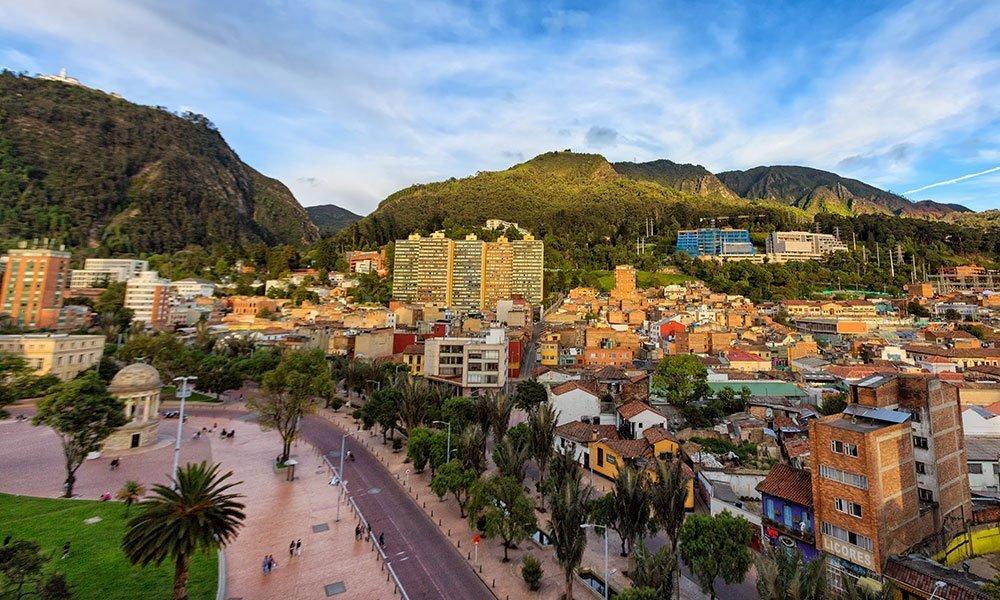Carta de amor a la nueva Bogotá